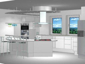 Küchenumbau und Montage